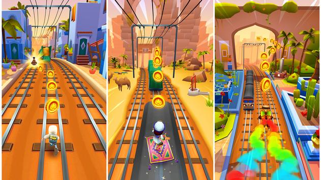 Subway Surfers स्क्रीनशॉट 22
