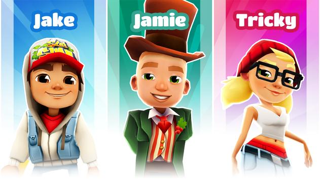 23 Schermata Subway Surfers