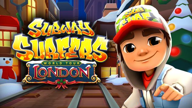 5 Schermata Subway Surfers