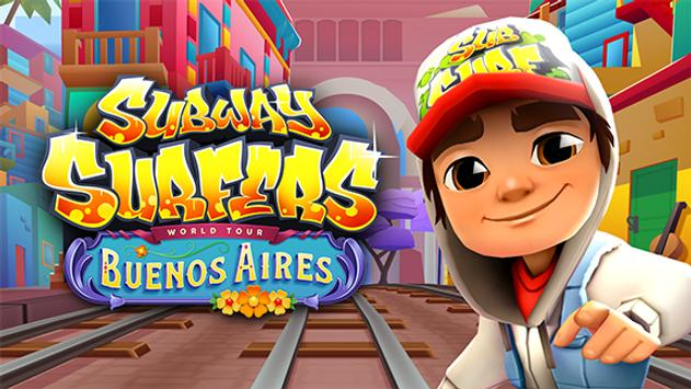 Subway Surfers capture d'écran 5