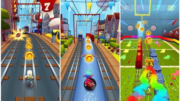 Subway Surfers скриншот 6