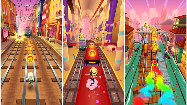 6 Schermata Subway Surfers