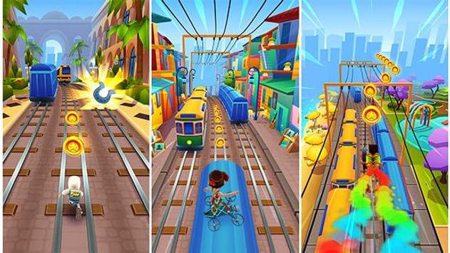Subway Surfers capture d'écran 6