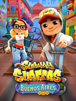 Subway Surfers capture d'écran 8