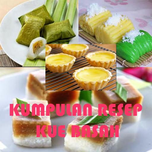 Buku Resep Kue Basah Lengkap poster