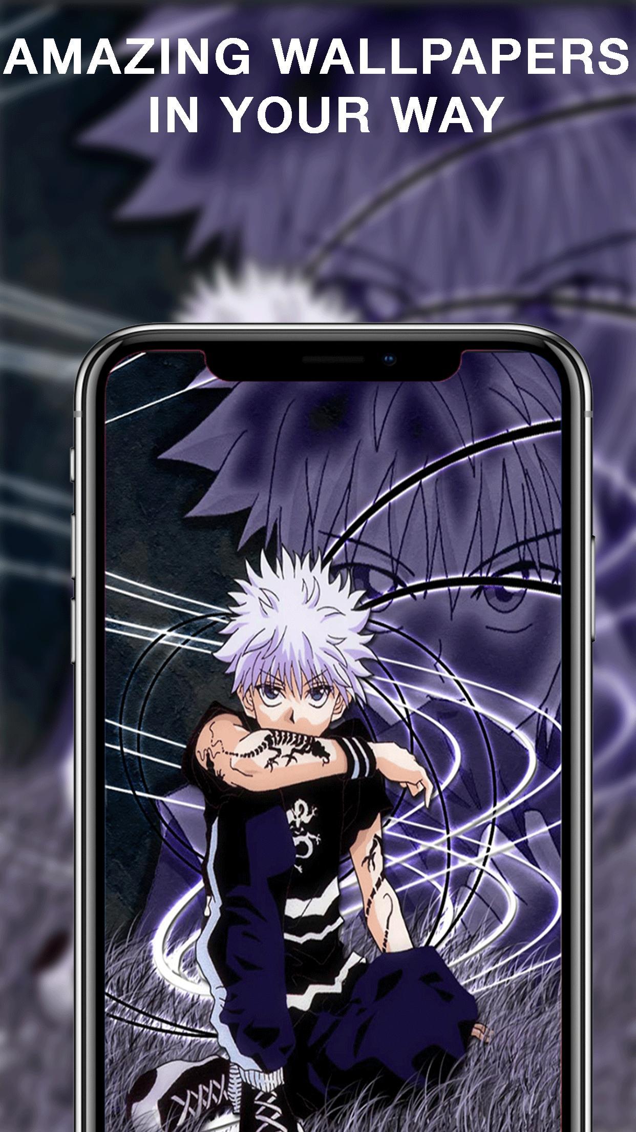 Killua Wallpaper Hd Anime For Android Apk Download
