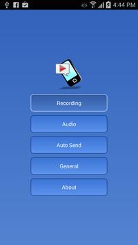 Galaxy S8通话录音应用程序 截图 3