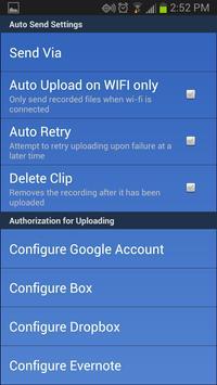 Galaxy S8通话录音应用程序 截图 2