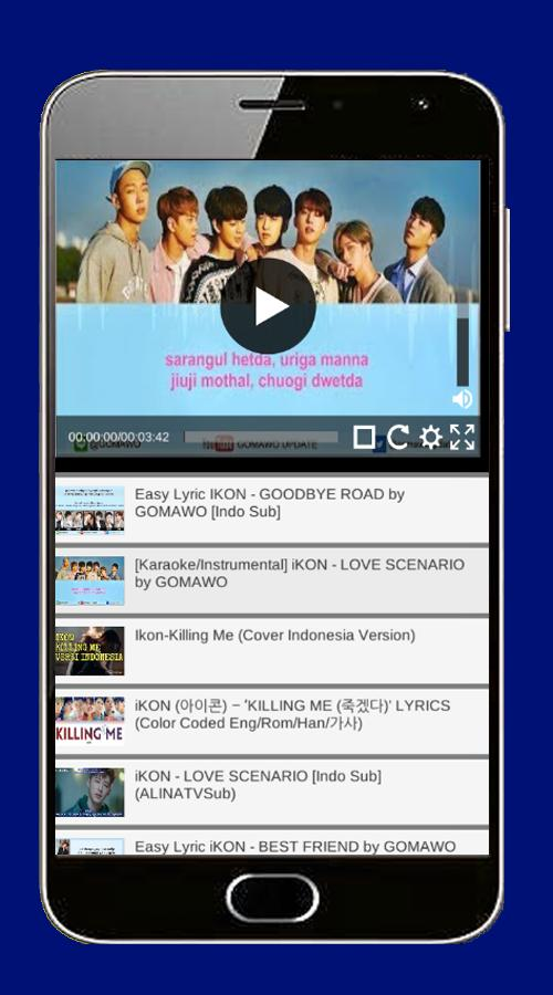 killing me IKON video for Android - APK Download