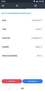 Quick Video Recorder screenshot 2