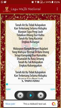 Lagu Wajib Nasional screenshot 3