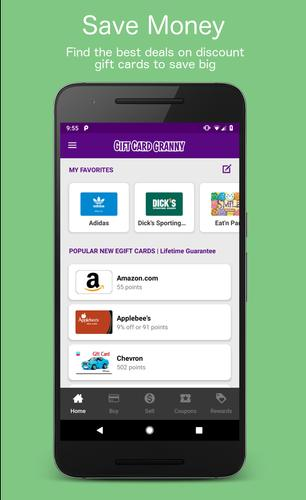 Gift Card Granny for Android - APK Download