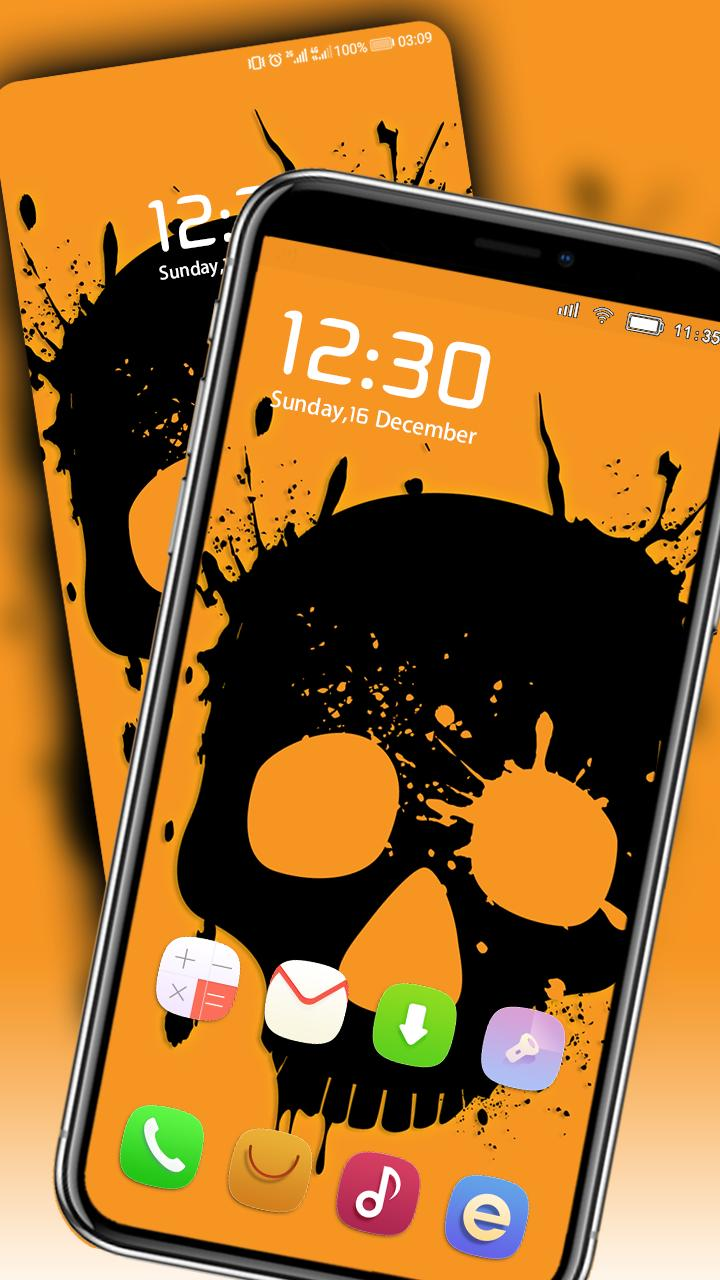 Cool Skull Wallpaper for Android - APK Download