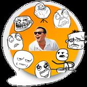 Meme Stickers for WhatsApp, WAStickerApps icon