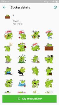 Funny Stickers for WhatsApp screenshot 1