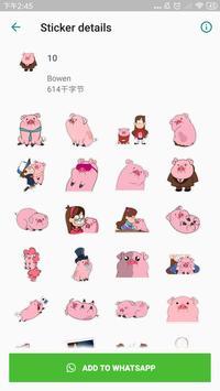 Funny Stickers for WhatsApp screenshot 2