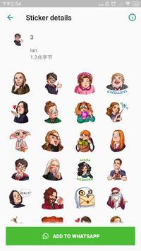 Leader Stickers for WhatsApp, WAStickerApps screenshot 1