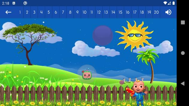 Cocomelon Nursery Rhymes Songs - Videos and Games poster