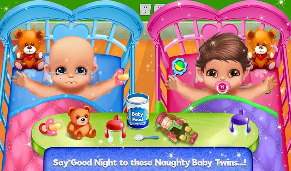 Baby Care Rush