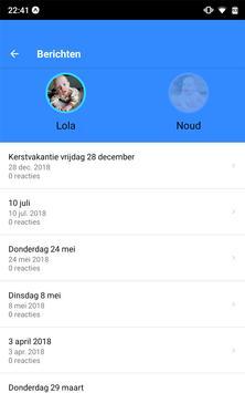 KindPlanner Ouder screenshot 1
