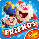Candy Crush Friends आइकन