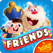 Candy Crush Friends ikona