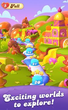 Candy Crush Friends скриншот 16