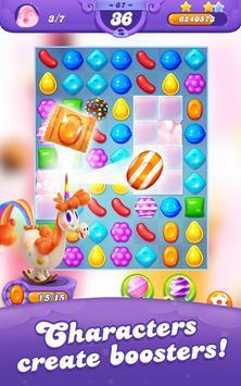Candy Crush Friends скриншот 9