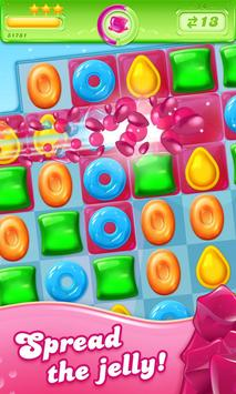 Poster Candy Crush Jelly