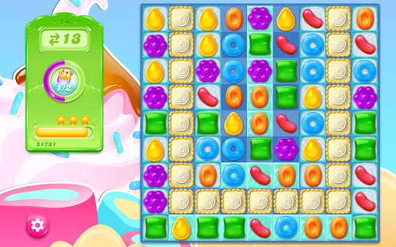 11 Schermata Candy Crush Jelly