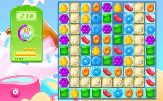 Candy Crush Jelly स्क्रीनशॉट 17