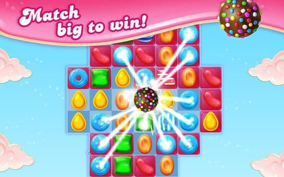 Candy Crush Jelly स्क्रीनशॉट 7