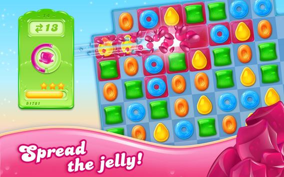 6 Schermata Candy Crush Jelly