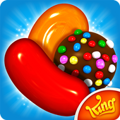 Candy Crush Saga أيقونة