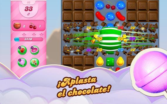 Candy Crush Saga captura de pantalla 14