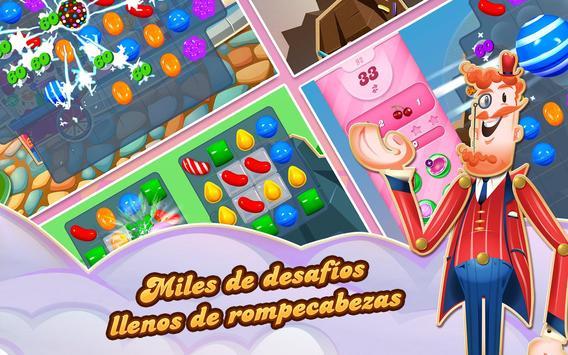 Candy Crush Saga captura de pantalla 13