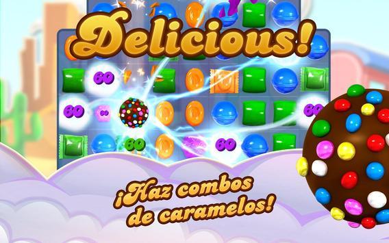 Candy Crush Saga captura de pantalla 6
