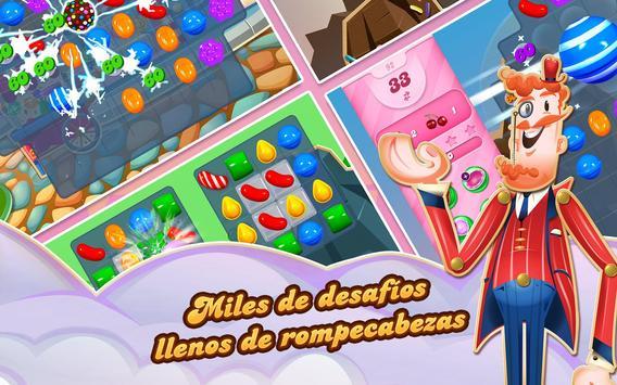 Candy Crush Saga captura de pantalla 7