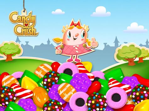 16 Schermata Candy Crush Saga