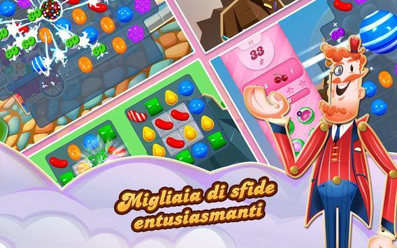 7 Schermata Candy Crush Saga