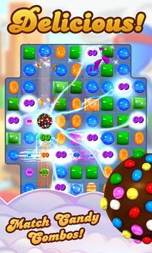 Candy Crush Saga Cartaz