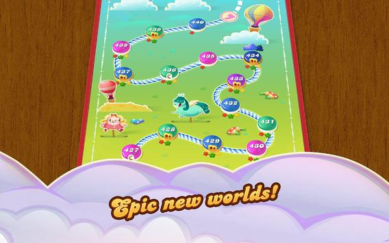 Candy Crush Saga скриншот 15
