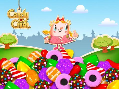10 Schermata Candy Crush Saga