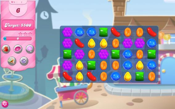 Candy Crush Saga تصوير الشاشة 11
