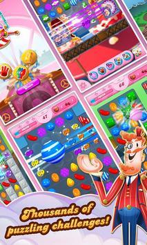 Candy Crush Saga تصوير الشاشة 1