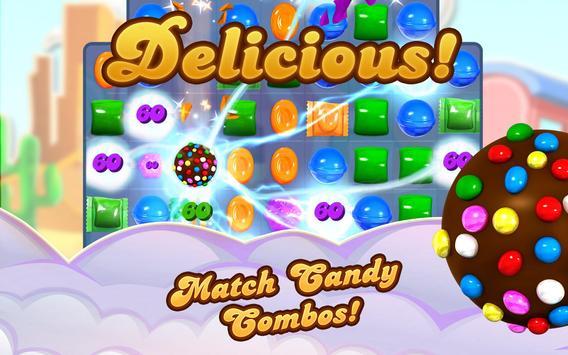 Candy Crush Saga تصوير الشاشة 6