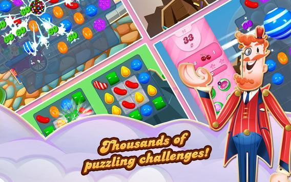 Candy Crush Saga скриншот 7