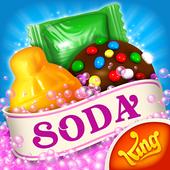 Candy Crush Soda أيقونة