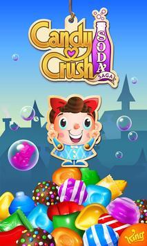 Candy Crush Soda تصوير الشاشة 4
