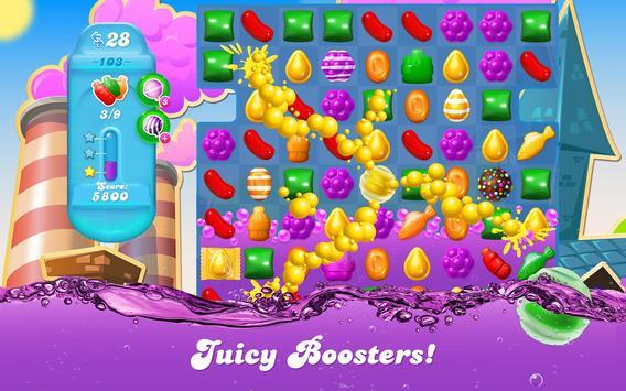 Candy Crush Soda تصوير الشاشة 7
